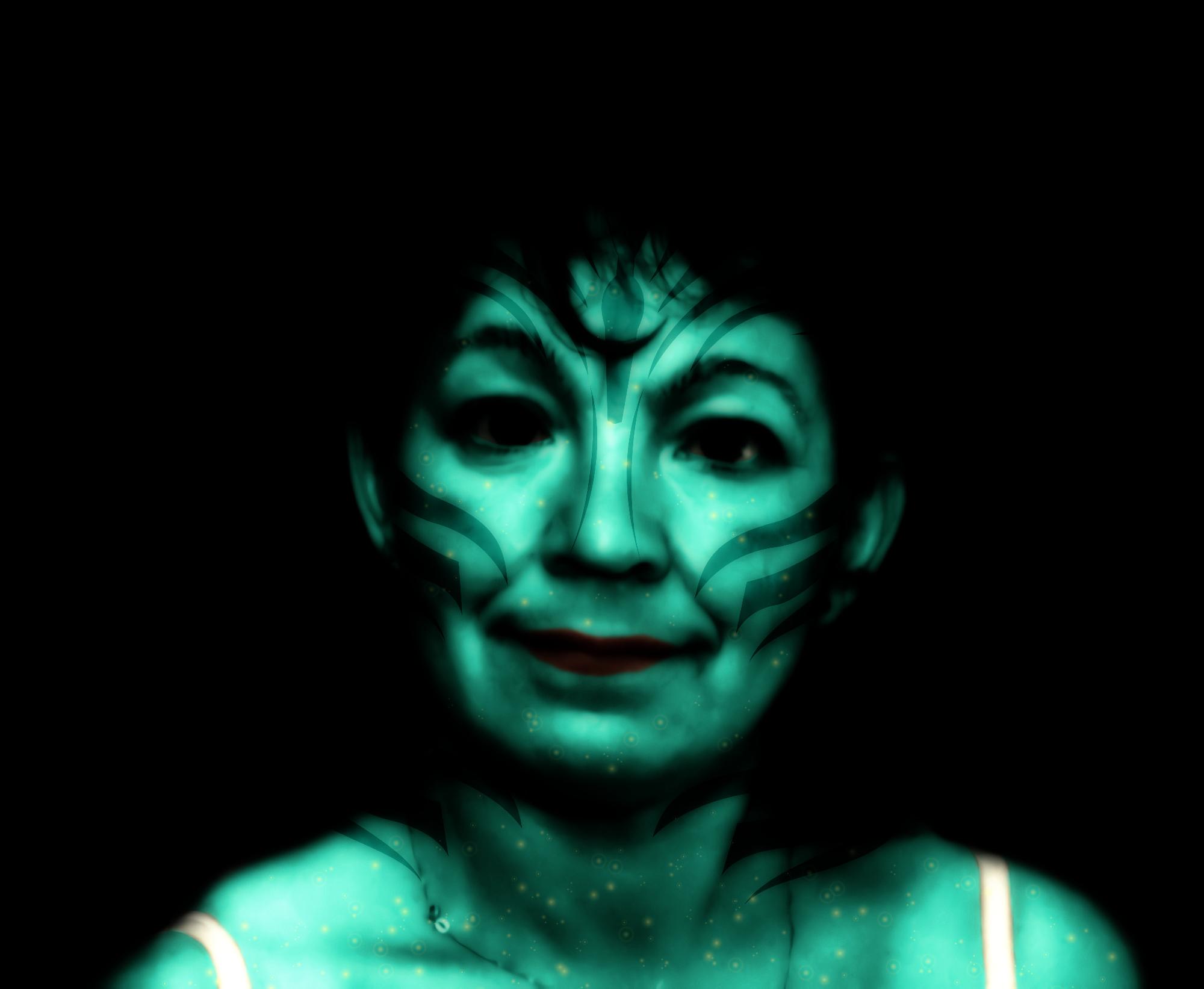 Alien-Lady