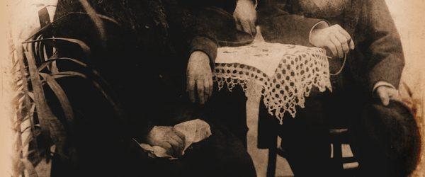 Familienfoto, ca. 1890