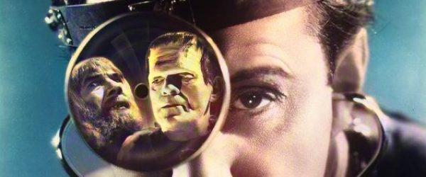Bildkolorisation: Basil Rathbone als Frankensteins Sohn