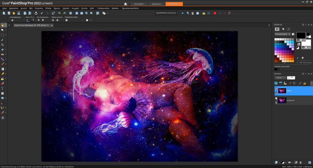 PaintShop Pro 2022 Ultimate