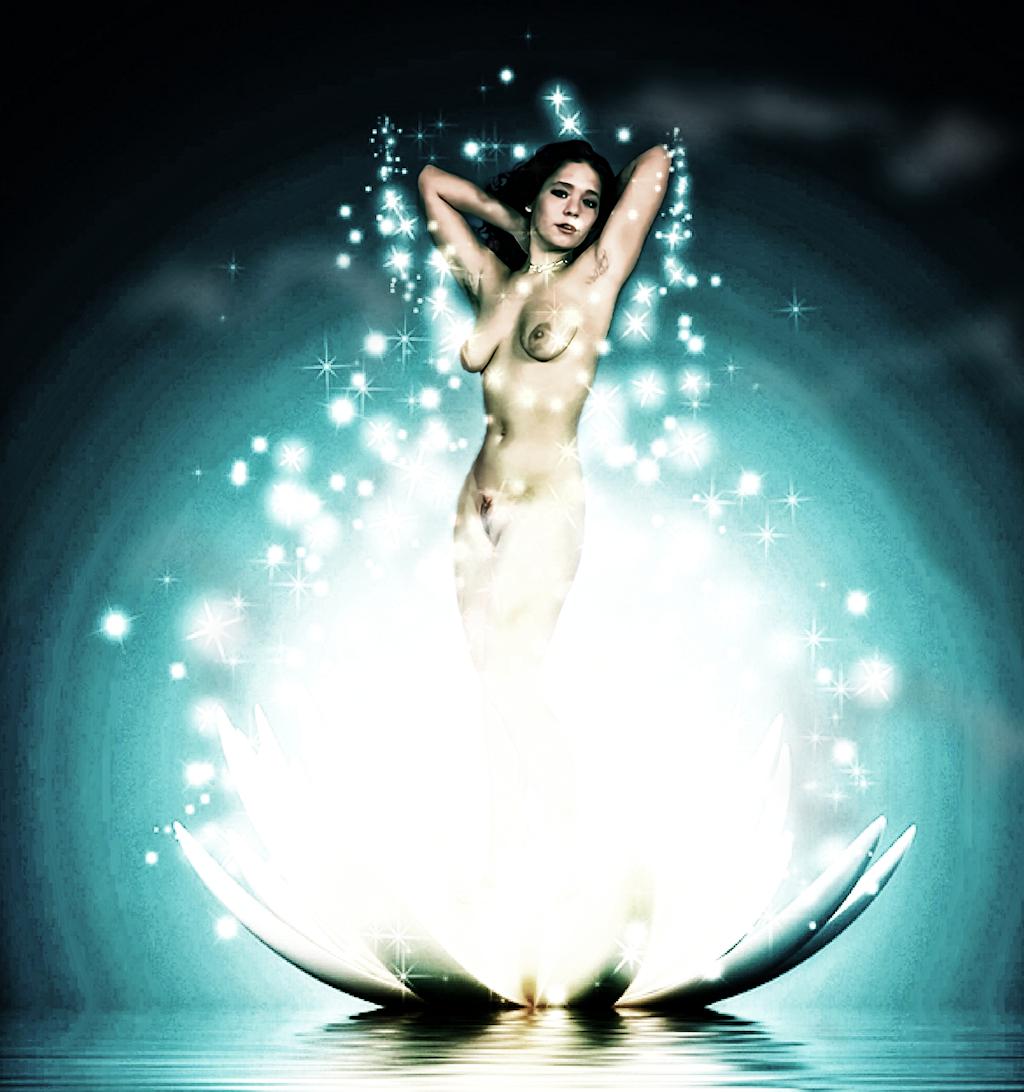 Lichtgeborene Venus