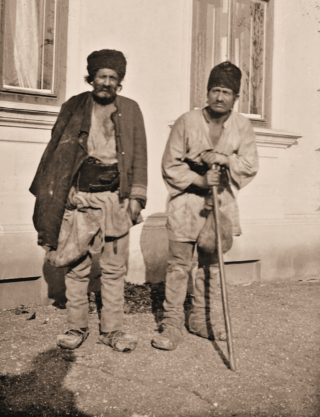 Zigeuner, Januar 1900