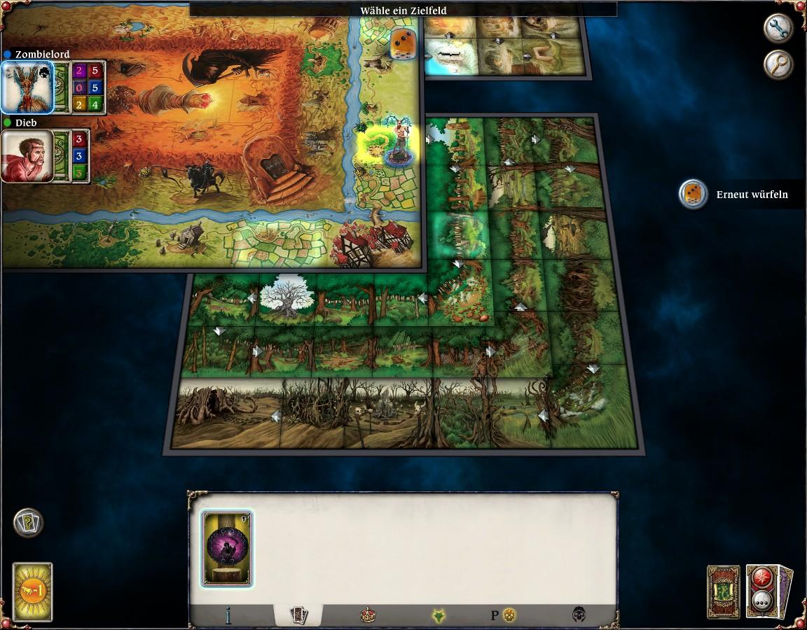 Woodland Expansion (Talisman: Digital Edition)