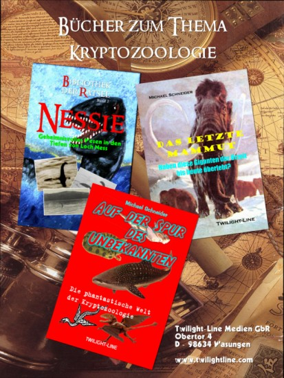Kryptozoologie-Bücher