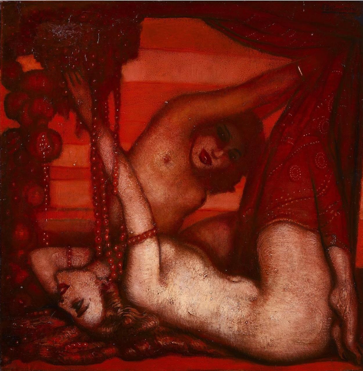 Federico Armando Beltrán Masses (1885–1949), Le Rubis, 1929